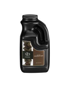 Routin 1883 Dark Chocolate Sauce - 1.89L Bottle