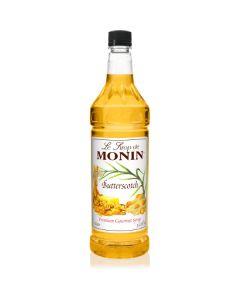 Monin Butterscotch Syrup - 4/1L Bottles