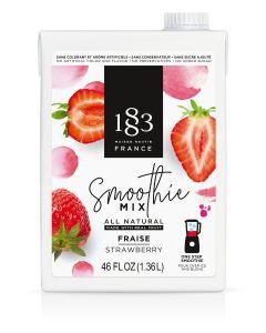 routin 1883 strawberry smoothie