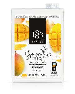 routin 1883 mango smoothie