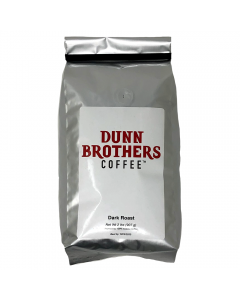 Dunn Brothers Black Label Dark Roast - 2lb Bag Whole Bean