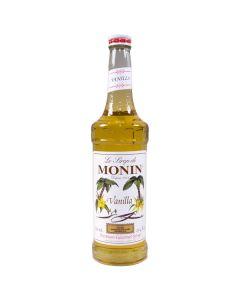 Monin Vanilla Syrup - 750ml Bottle