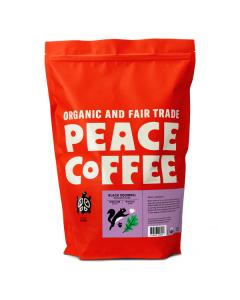 Peace Coffee Black Squirrel Espresso Blend - 5lb Bag Whole Bean