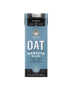 califia barista oat milk