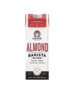 califia farms barista almond milk