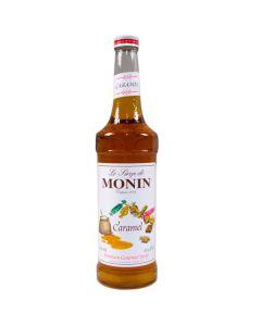 Monin Caramel Syrup - 750ml Bottle
