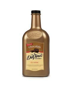 Davinci Chocolate Sauce - 64oz Bottle