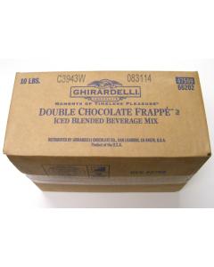 Ghirardelli  Chocolate Frappe - 10lb Bulk Bag