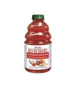 Dr. Smoothie Refreshers Blood Orange - 46oz Bottle