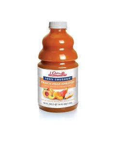 Dr. Smoothie 100 Percent Peach Pear Apricot - 46oz Bottle