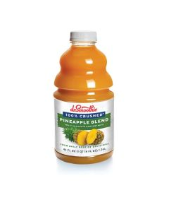 Dr. Smoothie 100 Percent Pineapple Blend - 46oz Bottle