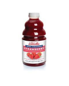 Dr. Smoothie 100 Percent Strawberry - 46oz Bottle