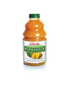 Dr. Smoothie Organic Pineapple - 46oz Bottle