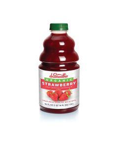 Dr. Smoothie Organic Strawberry - 46oz Bottle
