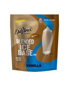 Davinci Blended Ice Base Vanilla - 3lb Bag