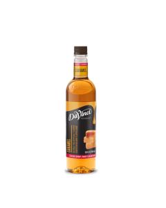 Davinci Caramel Syrup - 4/750ml PET Bottles