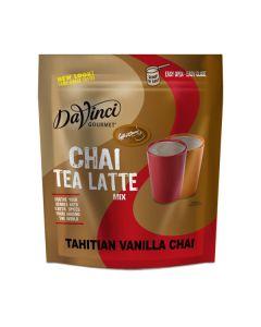 Davinci Chai Tea Latte Tahitian Vanilla - 3lb Bag