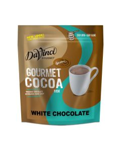 Davinci Gourmet Cocoa White Chocolate - 2lb Bag