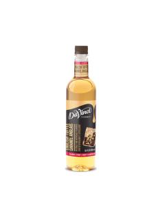 Davinci English Toffee Syrup - 4/750ml PET Bottles