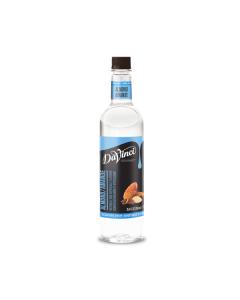 Davinci Sugar Free Almond Syrup - 4/750ml PET Bottles
