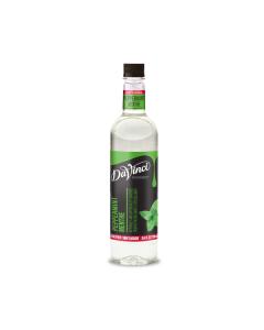 Davinci Sugar Free Peppermint Syrup - 4/750ml PET Bottles