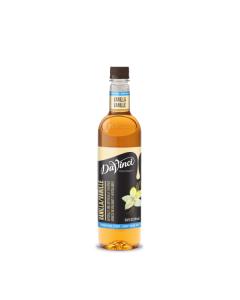 Davinci Sugar Free Vanilla Syrup - 4/750ml PET Bottles