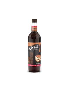 Davinci Tiramisu Syrup - 4/750ml PET Bottles