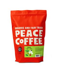 Peace Coffee Ethiopian - 5lb Bag Whole Bean