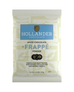 Hollander White Chocolate Frappe - 2.5lb Bag