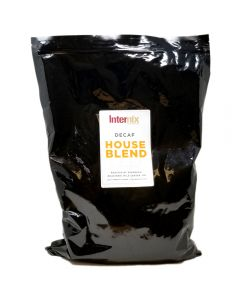 ERI House Blend Decaf - 5lb Bag Whole Bean
