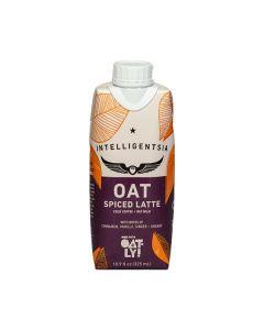 intelligentsia oat spiced latte