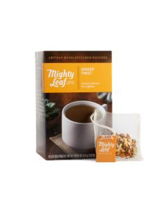 Mighty Leaf Tea Ginger Twist - 15 Count