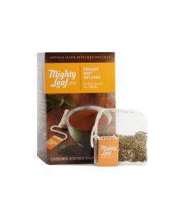 Mighty Leaf Tea Organic Mint Melange - 15 Count