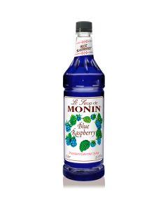 monin blue raspberry syrup