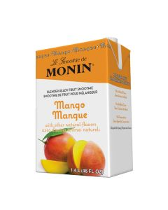 Monin Mango Smoothie - 6/46oz Cartons