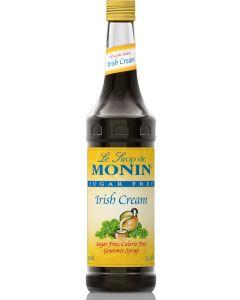 Monin Sugar Free Irish Cream Syrup - 750ml Bottle