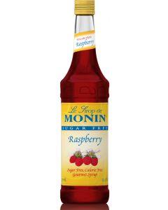 Monin Sugar Free Raspberry Syrup - 750ml Bottle