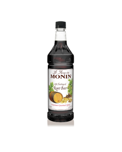 Monin Old Fashioned Root Beer Syrup - 1L Bottle