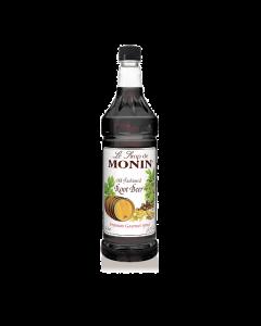 Monin Old Fashioned Root Beer Syrup - 4/1L Bottles