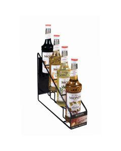 Monin Display Rack - 4 Bottle