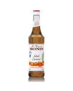 Monin Salted Caramel Syrup - 750ml Bottle