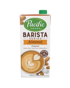 Pacific Barista Almond - 12/32oz Cartons