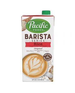 Pacific Barista Rice Original - 12/32oz Cartons