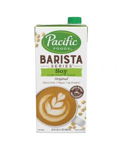 Pacific Barista Soy Original - 12/32oz Cartons