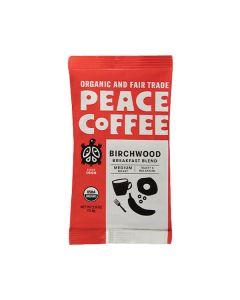 peace birchwood blend 2.5 oz bags