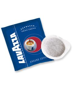 Lavazza Gran Crema Espresso 45mm Pods - 150 Count