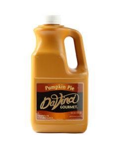 Davinci Pumpkin Sauce - 64oz Bottle