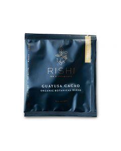 rishi guayusa cacao teabag