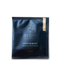 rishi peppermint teabag