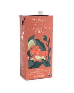 Rishi Chai Concentrate Organic - 12/32oz Cartons